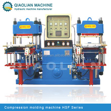 200 Ton clamping force compression molding machine for silicone rubber USB flash disk