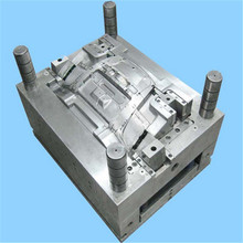 plastic injection punch and die design mould