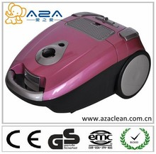 Hot Wholesale Mini Cyclonic Bagged Vacuum Cleaner for home H4201