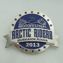 factory price wholesale custom model badge