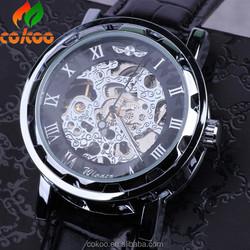 2015 Latest Men's Watches Fashion Mechanical Automatic Watch Wholesale