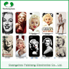 Fashion PC custom printing free sample 3d image animal sex girl mobile phone back cover case for iPhone 6 series