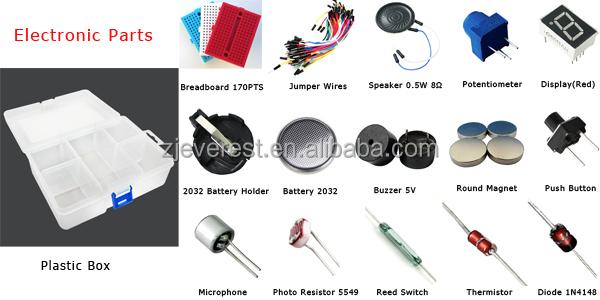 Basic Electronic Components Name | www.pixshark.com ...