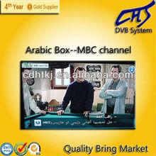 arabic internet tv box