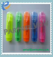Promotional Colored Washable Ink Textile Marker Pen for Painting on Fabric or paper