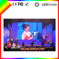 Excellent indoor led large screen display electronic exchange rate boar