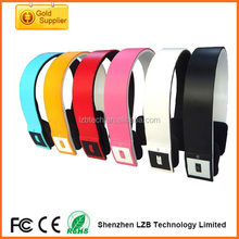 Cheap Wireless Stereo Bluetooth Headset Sports Colour Headphone for Mobile Phone