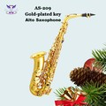 ouro pocked saxofones novo para venda