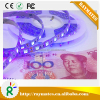 Top selling products 2015 CE, ROHS 72W 12V SMD 5050 365nm uv led strip / waterproof uv led strip