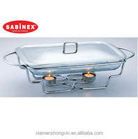 glass chafing dish birthday Christmas party food warmer buffet chafer buffet warmer buffet tray