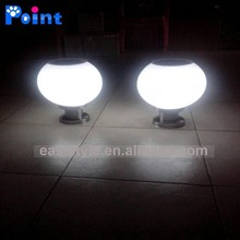 High quality solar led light ball lamp shade and led solar light indoor or solar room light