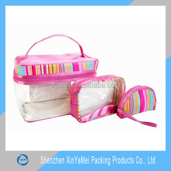 Hot Sale Women Small Necessarie Cosmetic Bag