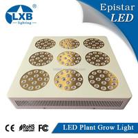High Power Module Design 135pcs*3W LED Grow Lights, Full Spectrum led grow lights