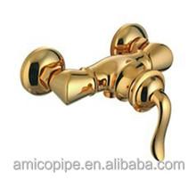 Luxury designcopper bathroom shower mixer/faucets/tap