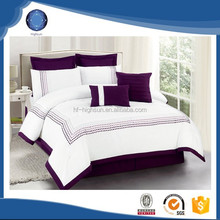 2015 famous brand embroidery bedding set