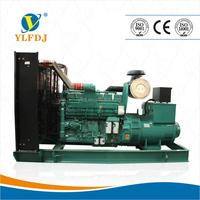 diesel generator 500 kva powered by cummins engine
