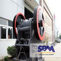 SBM low price stone crusher type 300 400 di indonesia