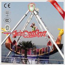 Excellent amusement pirate ship/amusement park ride pirate ship
