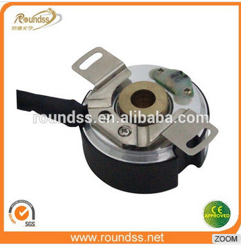 Optical Hollow Shaft Rotary Sensor Servo Motor Encoder