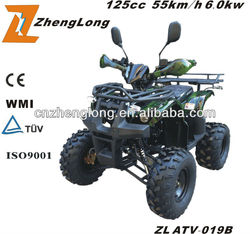 4 Stroke Air Cooled electric quad atv 110cc