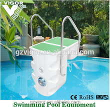 Factory Chinese pool product sand filter machine with pool pump and filter bag