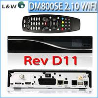Sunray Digital Satellite Tv Receiver dreambox 800 hd se sim 2.10