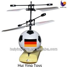 World Cup 2014 rc toy with led lights HY-820 flying fairy