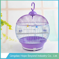 Small Bird Cages Round Metal Wire Bird Cages