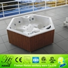 HS-B3330M Modern style 2.15m outdoor spa tub,large outdoor spa pool