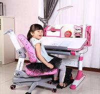Istudy ergonomic study table Adjustable children desk E80