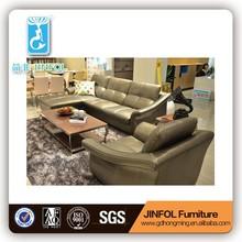 metal sofa feet leather sofa set design J855