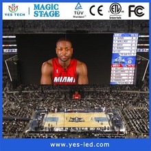 Football/basketball Stadium Led Display,Sports Led Billboards For Sport Events