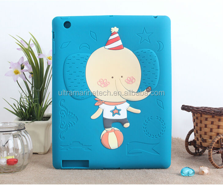 Sylvanian Families Animals case for ipad,for ipad silicon case,for ipad case