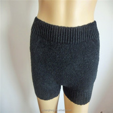 Wholesale pure color polyester short of Casual pants