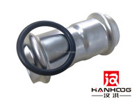 steel pipe fittings for coupling/tee/elbow/end cap/connector