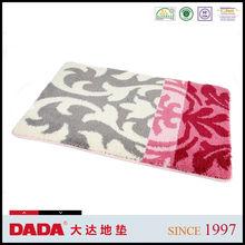 fashional 100% polyester flooring rugs /carpet