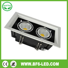 factory wholesale high luminous led downlight 6W new design