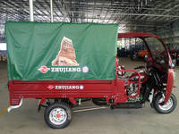 3 wheel bike/3 wheel motorcycle trike/cargo tricycle with closed body