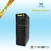 DVD/CD Duplicator 1 to 11 (Advanced) Built in 5280S-CB-Plus Writer