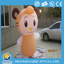 Top quality customized popular inflatable advertising of different models on hot sales.