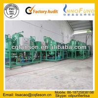 Hydraulic Oil Filtration System, Emulsified Oil Purifier/ Waste Oil Regeneration/ Used Gear Oil Recycling