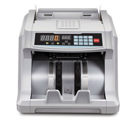 Competitive Price counterfeit money counter with uv mg