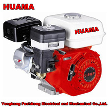 OHV 4-stroke air cooled portable gasoline engine 168F 5.5HP lower price for sale