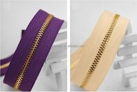 2014 autumn fashion color No.3 metal textile fasteners