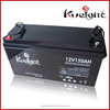 Innovative technology solar battery 12V 150ah,12v 150ah gel deep cycle lead acid solar battery