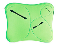 factory price 13inch neoprene laptop case with small pocket