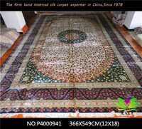 high quality turkish style carpet and rug hand tufted persian turkish silk carpet rug for sale