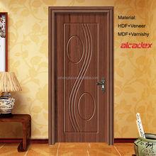 wrought iron luxury security door sliding door internal solid wood door made in Xiamen Fujian Factory