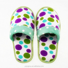 High Quality Disposable Customized Hotel Slippers