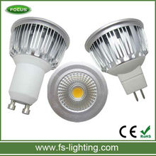 led jewellery lighting spot GU10/Mr16 retrofit lamp replacement commercial led retail & offices dimmable 4w led light